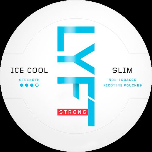 Ice cool: экстремально ледяная мята