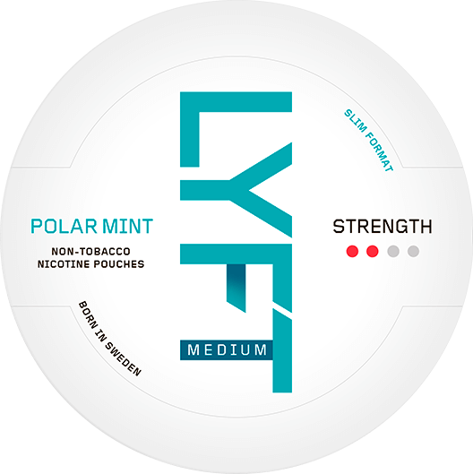 Polar mint: перечная мята с нотками эвкалипта