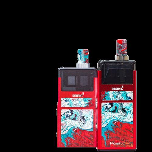 Smoant Pasito Kit Red 1100 mAh 3 мл Красный