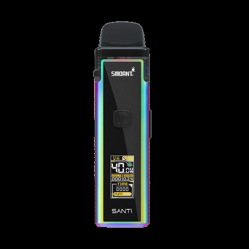Smoant Santi Mod Pod Kit 40W Gunmetal 1100 mAh 3.5 мл
