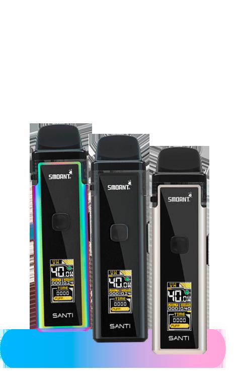 Smoant Santi Mod Pod Kit по оптовым цена от производителя