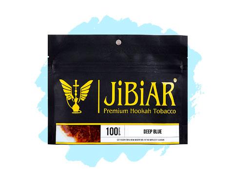 Табак для кальяна JiBiAR Deep Blue