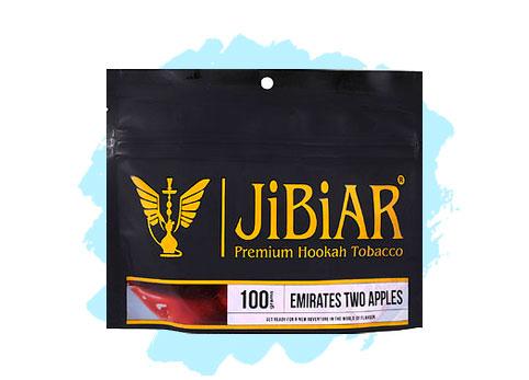 Табак для кальяна JiBiAR Emirates Two Apple