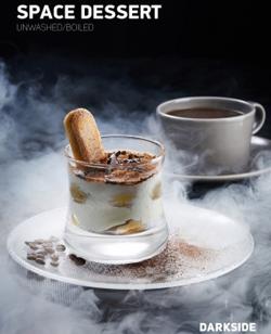Space dessert: кофейный десерт тирамису