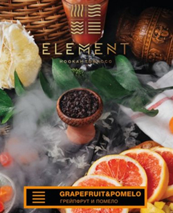 Табак для кальяна 💨Element Грейпфрут и помело