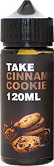 Жидкость Take Cinnamon Cookie