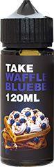 Жидкость Take Waffle Blueberry
