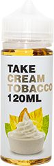 Жидкость Take Cream Tobacco