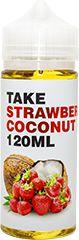 Жидкость Take Strawberry Coconut