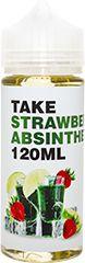 Жидкость Take Strawberry Absinthe