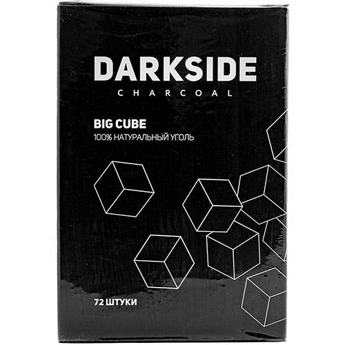 Уголь для кальяна Darkside Big Cube 72 куб.