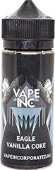 Жидкость Vape Inc Eagle Vanilla Coke