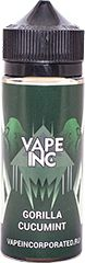 Жидкость Vape Inc Gorilla Cucumint