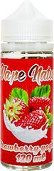 Vape Nation Strawberry Yoghurt
