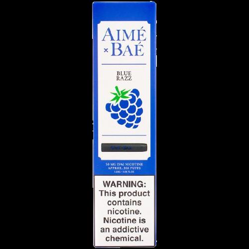 Одноразовый Вейп AIME X BAE Blue Razz
