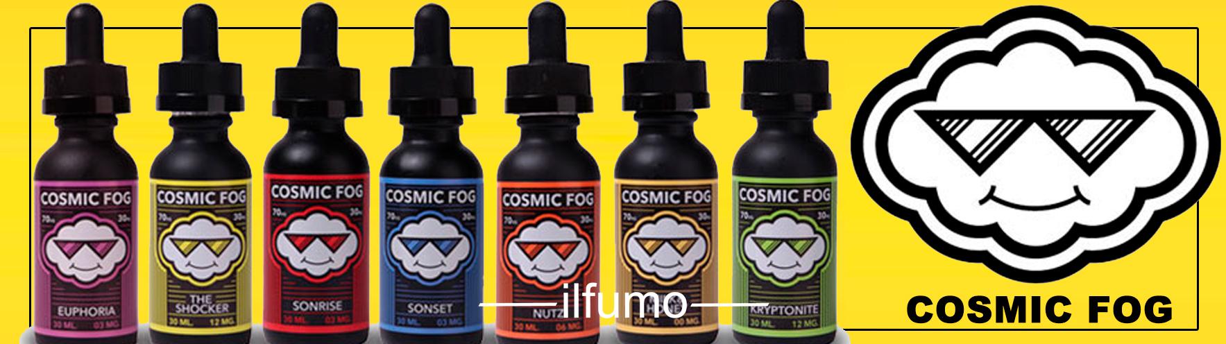 Жидкость Cosmic Fog