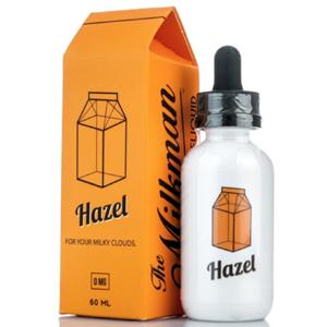 Жидкость The Milkman Hazel Фундук с карамелью и ванильным кремом
