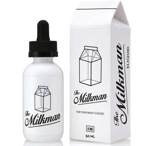 Жидкость The Milkman Milkman Фруктовый пирог с хрустящими хлопьями и шариком пломбира