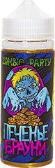 Жидкость Zombie Party Печенье Брауни