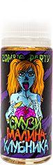 Жидкость Zombie Party Смузи Малина Клубника