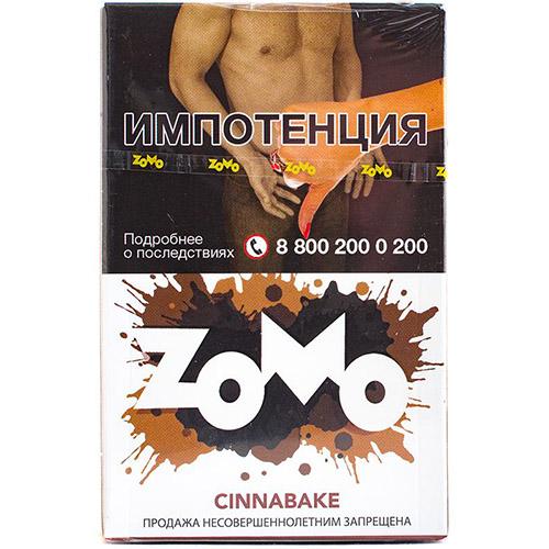 Купить табак оптом - ZOMO Cinnabake