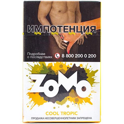 Купить табак оптом - ZOMO Cool Tropic